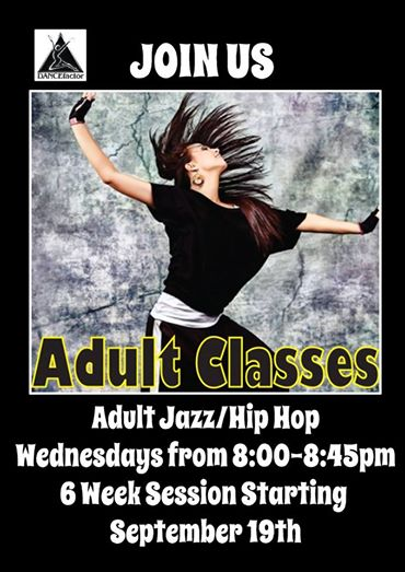ADULT JAZZ HIP HOP